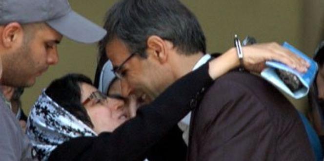 Nasrin Sotoudeh et son mari Reza Khandan, ne mai 2011.