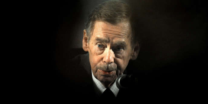 Vaclav Havel, en mars 2011 à Prague.