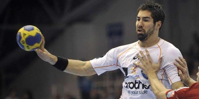 Nikola Karabatic a encore mené son équipe vers la victoire.