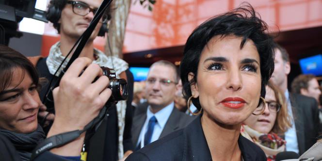 L'ancienne garde des Sceaux reproche au premier ministre sa candidature dans la 2e circonscription de Paris.
