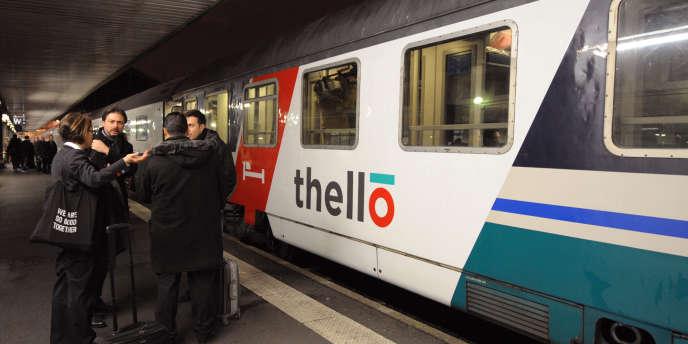 La compagnie privée Thello, filiale de l'italien Trenitalia et de l'entreprise française Veolia-Transdev, propose un train de nuit Paris-Venise depuis décembre 2011.