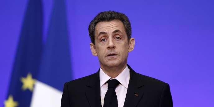 L'immunité présidentielle de Nicolas Sarkozy a pris fin le 16 juin.