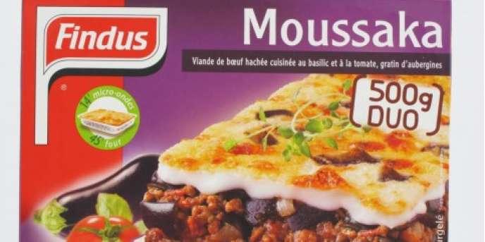 L'éventail des produits suspects s'est élargi des lasagnes aux cannellonis, en passant par les spaghettis bolognaise, la moussaka et le hachis parmentier.