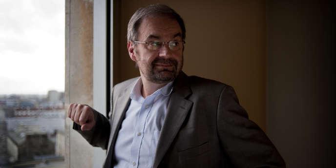 François Chérèque, le 8 décembre 2011.