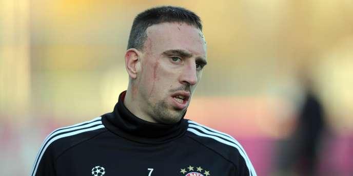 Frank Ribéry voit de nouveau la justice rejeter ses demandes.