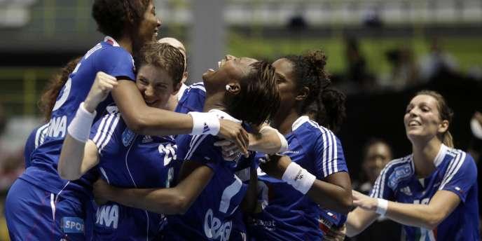 C'est la quatrième fois que l'équipe de France féminine accède à la finale d'un championnat du monde.