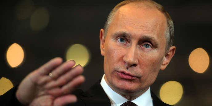 Le président chypriote, M. Christofias, affirme que son homologue russe Vladimir Poutine était prêt à
