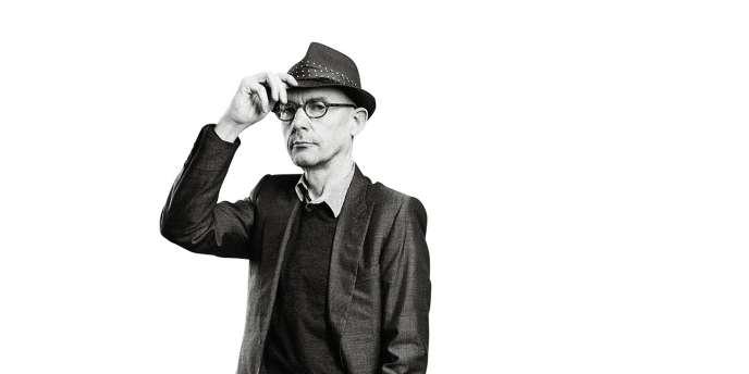 Christophe Donner. - PHOTO : Cecilia Garroni Parisi pour M Le magazine du Monde