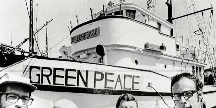 Septembre 1971, l'acte fondateur - PHOTO : Bettman/Corbis