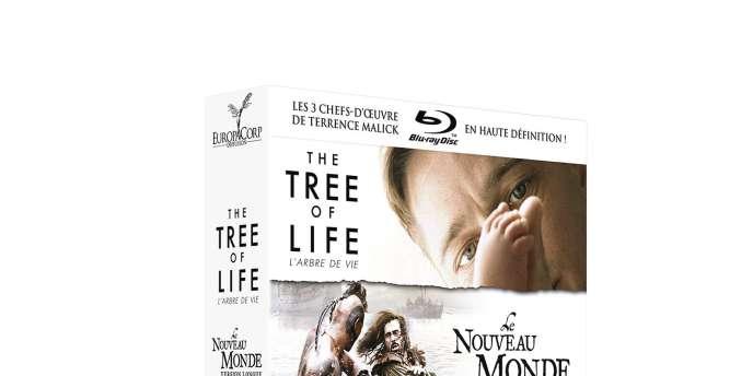 Coffret Terrence Malick, 3 DVD, Fox Pathé Europa, 34,99 €.