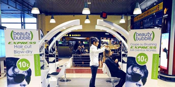 Bubble, Transavia ou  Formule 1 se sont lancées dans  l'aventure du lobby low cost. - PHOTO :Stephane Audras/ReaBeaut