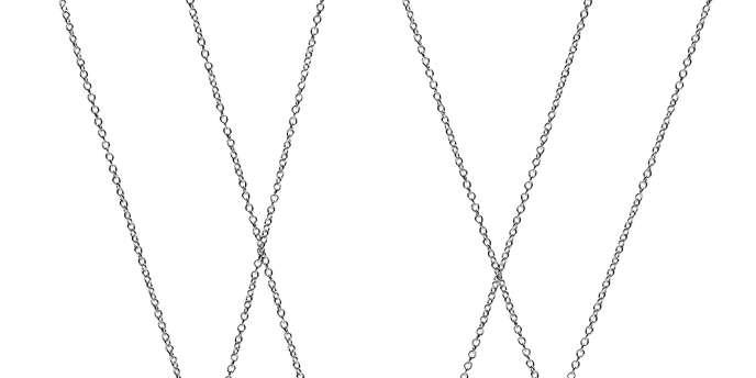 Tiffany &Co., à partir de 170 €.