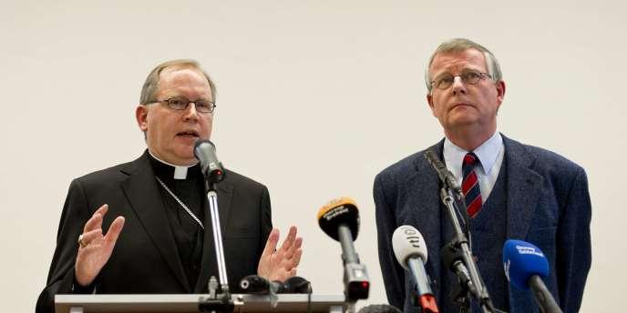 Les responsables de l'Eglise ont aussitôt fait part de leurs regrets et de leur honte et présenté leurs