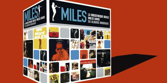 The Perfect Miles Davis Collection, de Miles Davis, 1 coffret de 20 CD Columbia-Legacy/Sony Music ; Live In Europe 1967   The Bootleg Series vol.1, de Miles Davis Quintet, 1 coffret de 3 CD et 1 DVD Columbia-Legacy/Sony Music, environ 40 €.