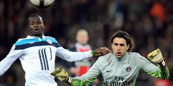 Sow n'a pas réussi à tromper Sirigu et Lille et Paris doivent se quitter sur un score nul et vierge.