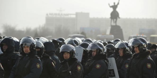 D'après un nouveau bilan officiel, les émeutes à Janaozen ont fait quinze morts.