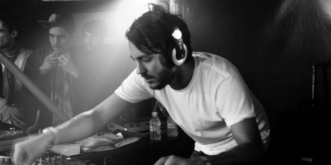 Brodinski, DJ et pilier de la nouvelle génération.