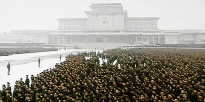 Des centaines de milliers de Nord-Coréens sont attendus pour cette cérémonie aux détails restés vagues, le régime ayant fourni peu d'informations.
