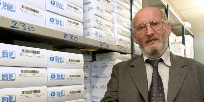 Jean-Claude Mas, dont l'entreprise est en faillite depuis 2010, a admis avoir produit un gel de silicone non homologué mais a réfuté tout danger.