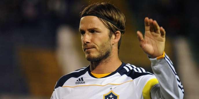 David Beckham, le 20 octobre.