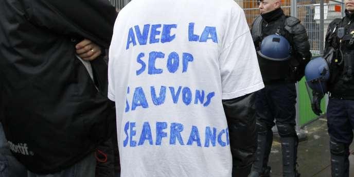 Plus de 2000 entreprises ont adopté le statut de SCOP : elles emploient 40 000 salariés - ici, le 3 janvier 2012 à Paris.