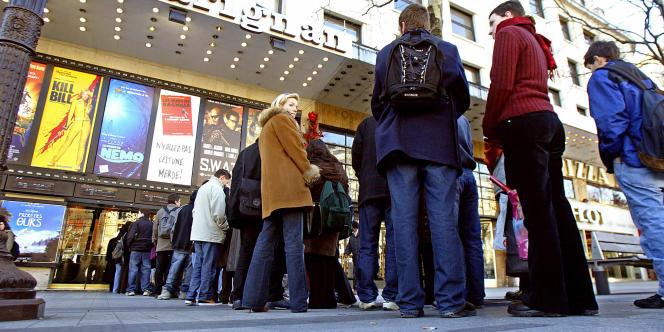 Plus de 215 millions d'entrées en salles, un record qui n'avait pas été atteint en France depuis 1966.