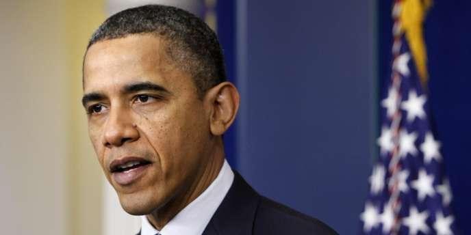 Le président américain Barack Obama juge le