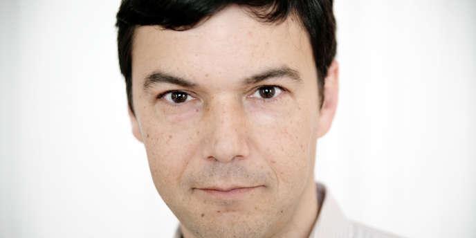 Thomas Piketty, économiste, co-auteur de