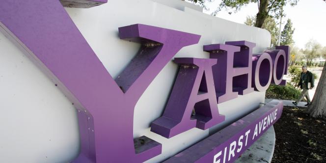 Le siège de Yahoo à Sunnyvale, en Californie.