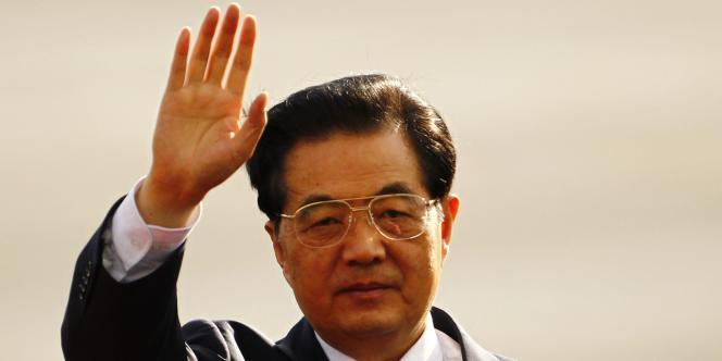 Hu Jintao, le 10 novembre 2011. restera-t-il président de la Commission militaire centrale ?