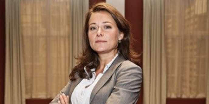Sidse Babett Knudsen, l'une des actrices principales de la série danoise
