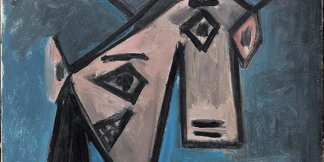 L'huile de Pablo Picasso