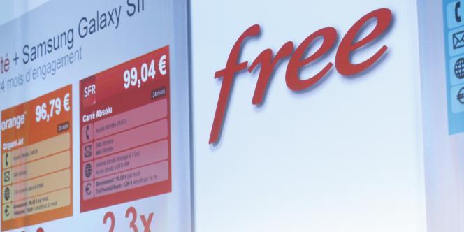 En 2012, Free a connu une année d'expansion exceptionnelle, avec 4,5 millions de clients supplémentaires.
