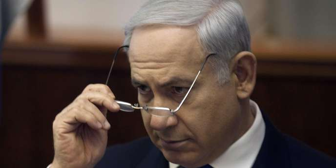 Le premier ministre israélien, Benyamin Nétanyahou, le 8 janvier 2012 à Jérusalem.