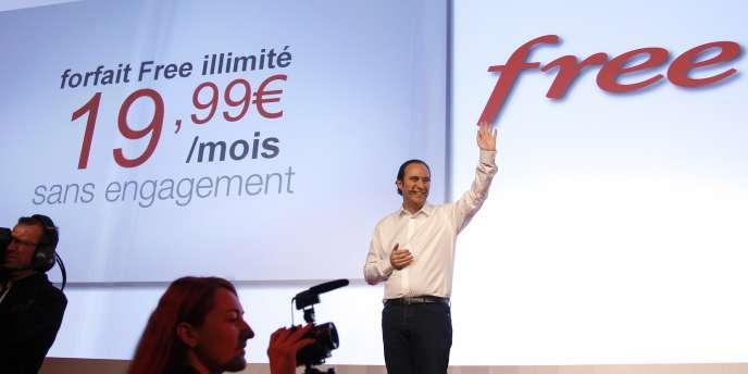 Un mariage avec Bouygues donnerait à Xavier Niel, patron de Free, accès aux antennes de l'opérateur mais aussi à son registre d'abonnés.