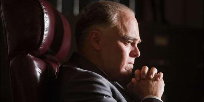 Leonardo DiCaprio dans le film américain de Clint Eastwood,