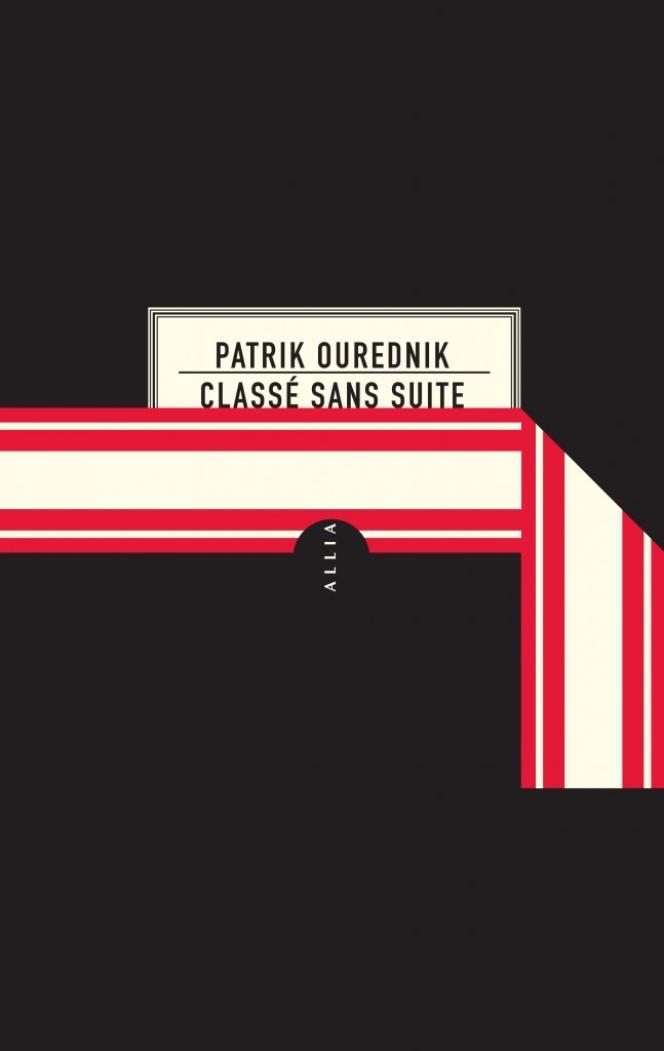 Couverture de l'ouvrage de Patrik Ourednik,