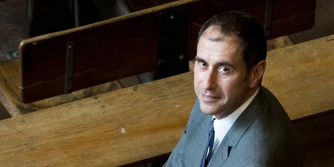 Richard Descoings, ancien directeur de Sciences Po Paris.