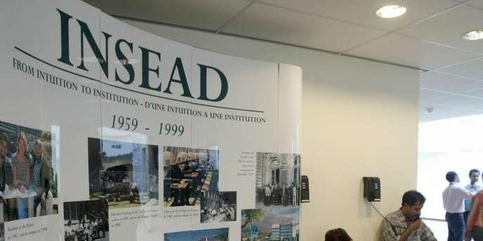 L'Insead, grande école de management française, propose l'un des meilleurs MBA de la planète à Fontainebleau et Singapour.