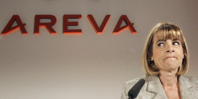 Anne Lauvergeon,l'ex-patronne du groupe Areva, a porté plainte pour espionnage et atteinte à la vie privée.