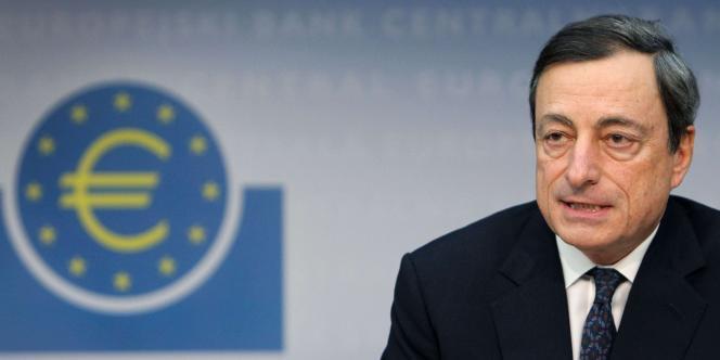 Le président de la BCE et les principaux dirigeants de la zone euro ont multiplié les contacts ces derniers jours.