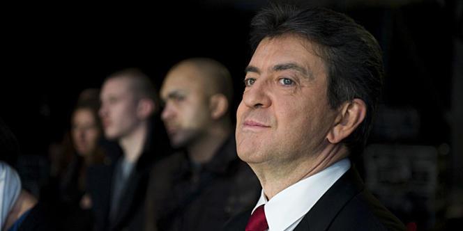 Jean-Luc Mélenchon (Front de gauche) a affirmé jeudi disposer de plus de 1 100 parrainages.