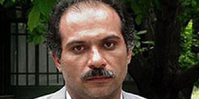 Le scientifique iranien Massoud Ali-Mohammadi.