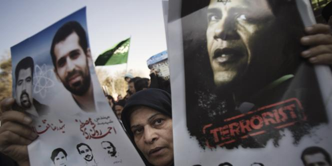 Mostapha Ahmadi Roshan a été tué le mercredi 11 janvier 2012.