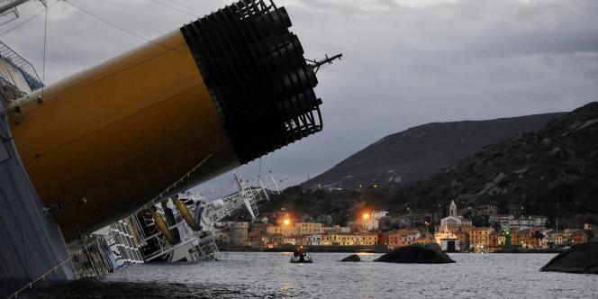 Le polémique enfle après le naufrage du Costa Concordia.