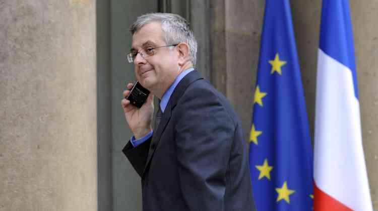 Xavier Musca. Ancien directeur de cabinet de Nicolas Sarkozy en 2004 quand il était ministre des Finances. Il quitte le Trésor pour le poste de François Pérol de secrétaire général adjoint de l'Elysée.