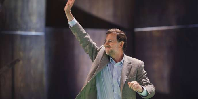 Mariano Rajoy, le nouveau président du gouvernement espagnol, n'a eu de cesse de tenter de devancer les marchés en annonçant des mesures d'austérité d'envergure - ici, le 14 janvier 2012 à Malaga.