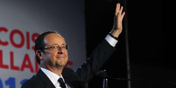 François Hollande a indiqué, dans Le Monde, vouloir relancer l'idée d'une