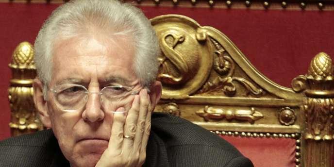 Dès son arrivée au pouvoir mi-novembre, M. Monti avait annoncé sa volonté de réformer rapidement le marché du travail pour aller vers un modèle de