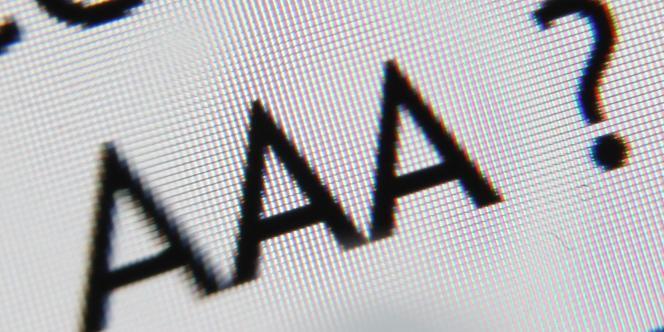 Sorte de triple A personnel, l'évaluation de la solvabilité de millions d'internautes peut être utilisée en Allemagne.